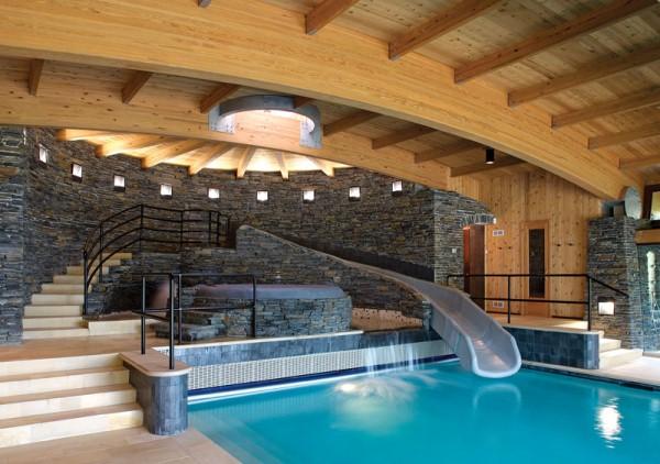 Indoor Swimming Pool Infotainmentstore