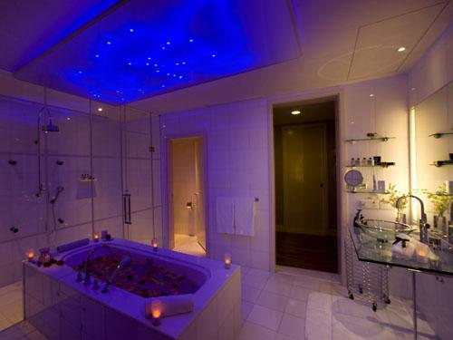 Bathroom Light Fixtures Used natural lighting | infotainmentstore
